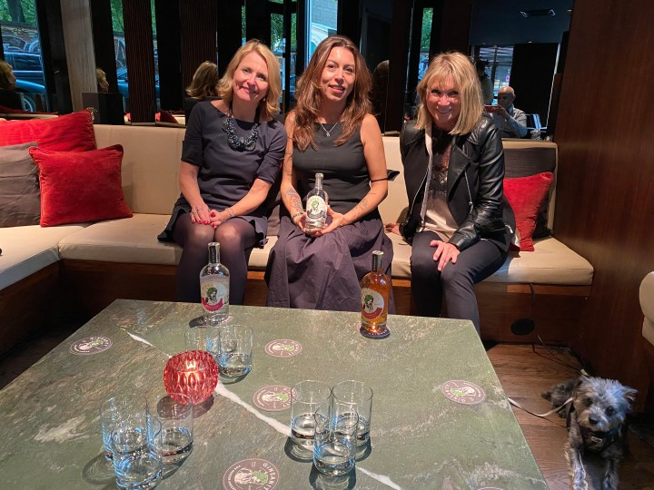 Ginsanity Premium Dry Gin Gesa Noormann, Dagmar Frangenberg, Martina Conrad