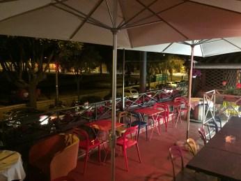 salotto palatino sabato eventi in terrazza