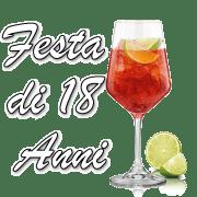aperitivo festa 18 anni Roma
