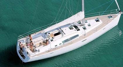Charter Ponza e Palmarola in barca vela - Aperitivo Roma