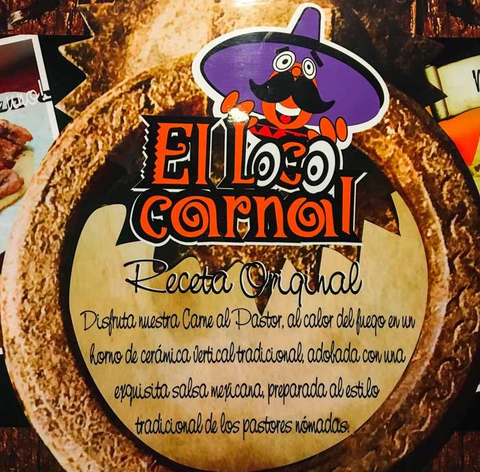 Possibly The Best Burritos in Medellin – El Loco Carnal