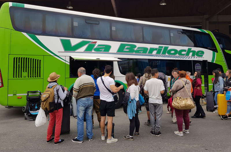 How to Take the Bus from Buenos Aires to Bariloche – A Damn Long Ride