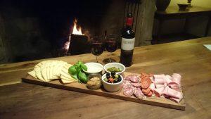 Raclette board
