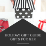Holiday Gift Guide Gifts For Her A Personal Organizer