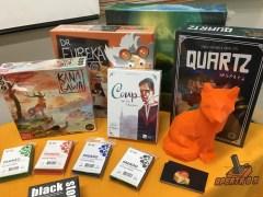 Alguns dos jogos vendidos na Foxy B.G.