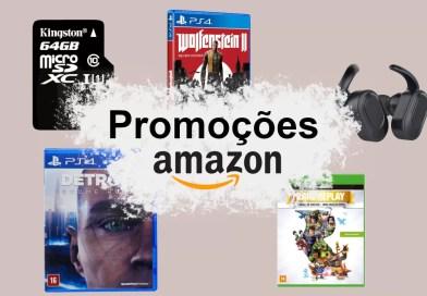 Headset, Spyro, Acessórios gamers e muito mais nas promoções da Semana