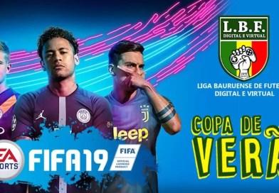 COPA VERÃO DE FIFA 19 EM BAURU!