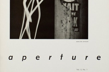 Image result for aperture magazine vol.5