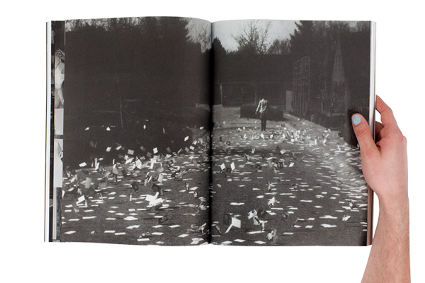Mariken Wessels, Taking Off. Henry My Neighbor, Art Paper Editions. Ghent, Belgium, 2015. Designed by Mariken Wessels and Jurgen Maelfeyt.