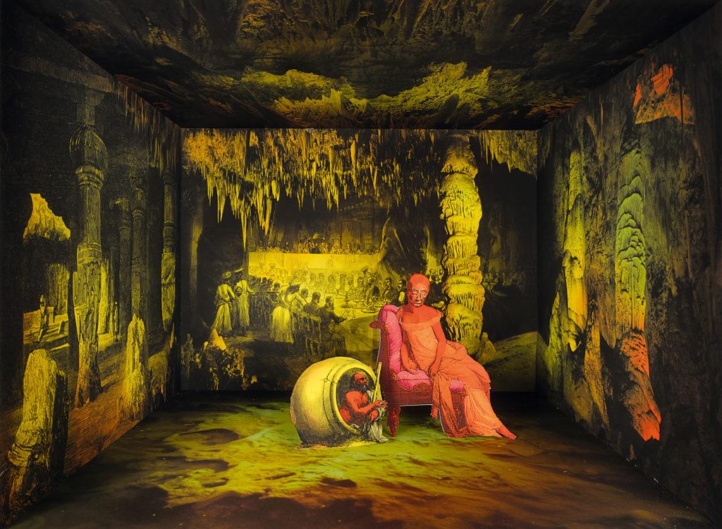 Lissa Rivera, Cave Room, 2013