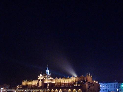 Krakow Market Night