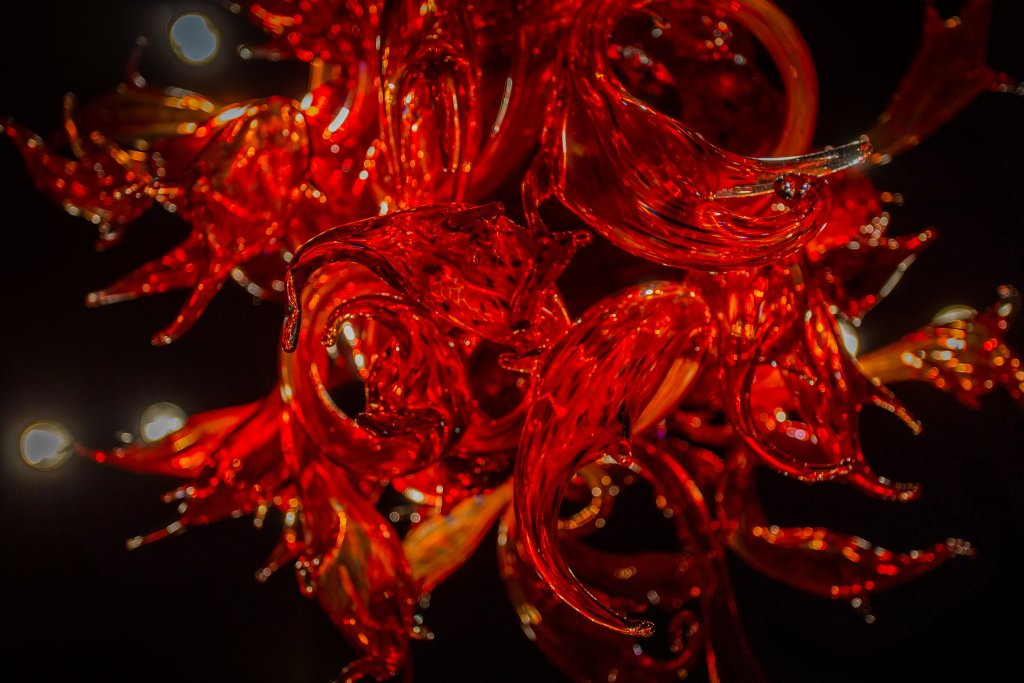Chihuly Art Glass Museum