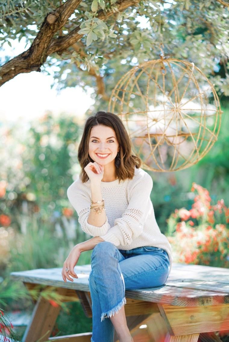 Writer Kelsey Pfleiderer