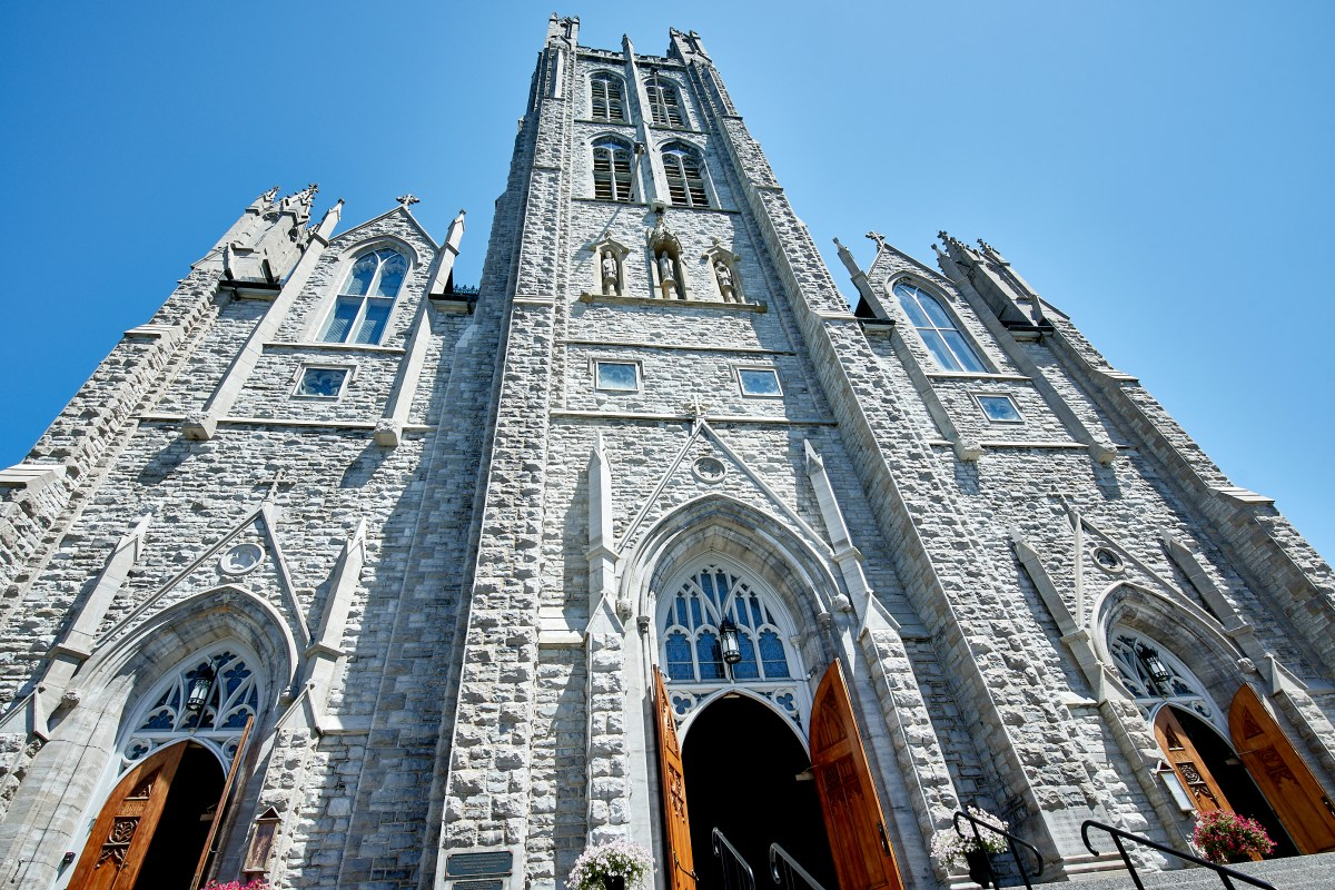 St. Mary's Cathedral - Kingston -