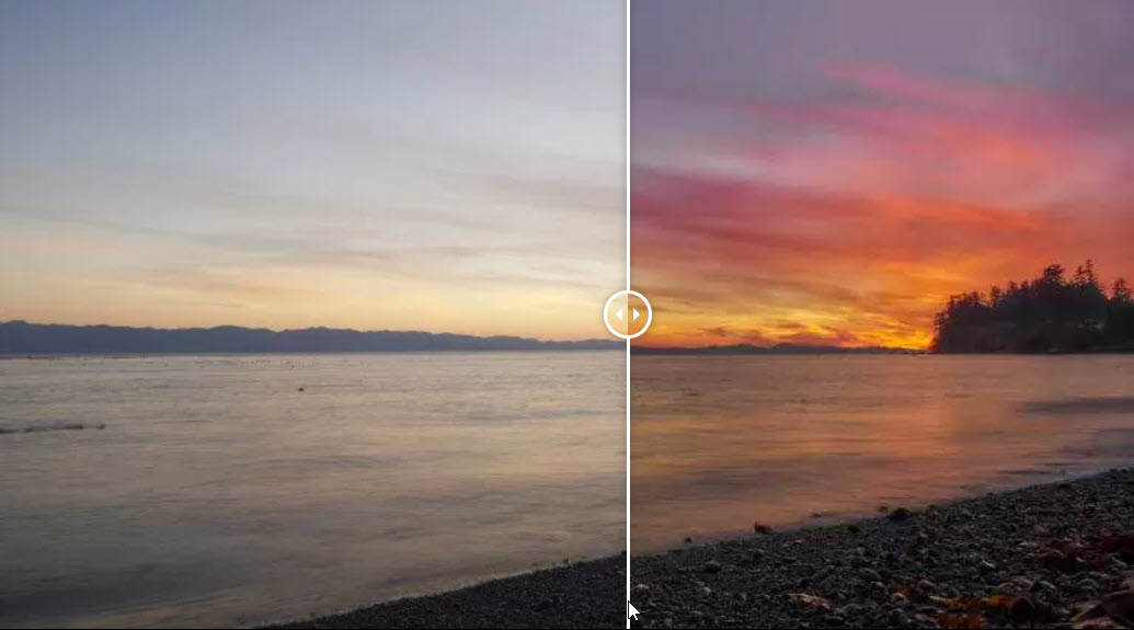 Before and After with Capture One Pro