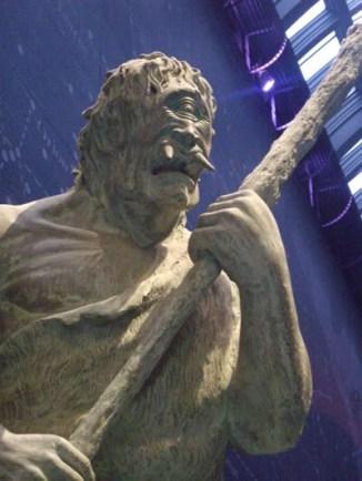 Cyclops Statue