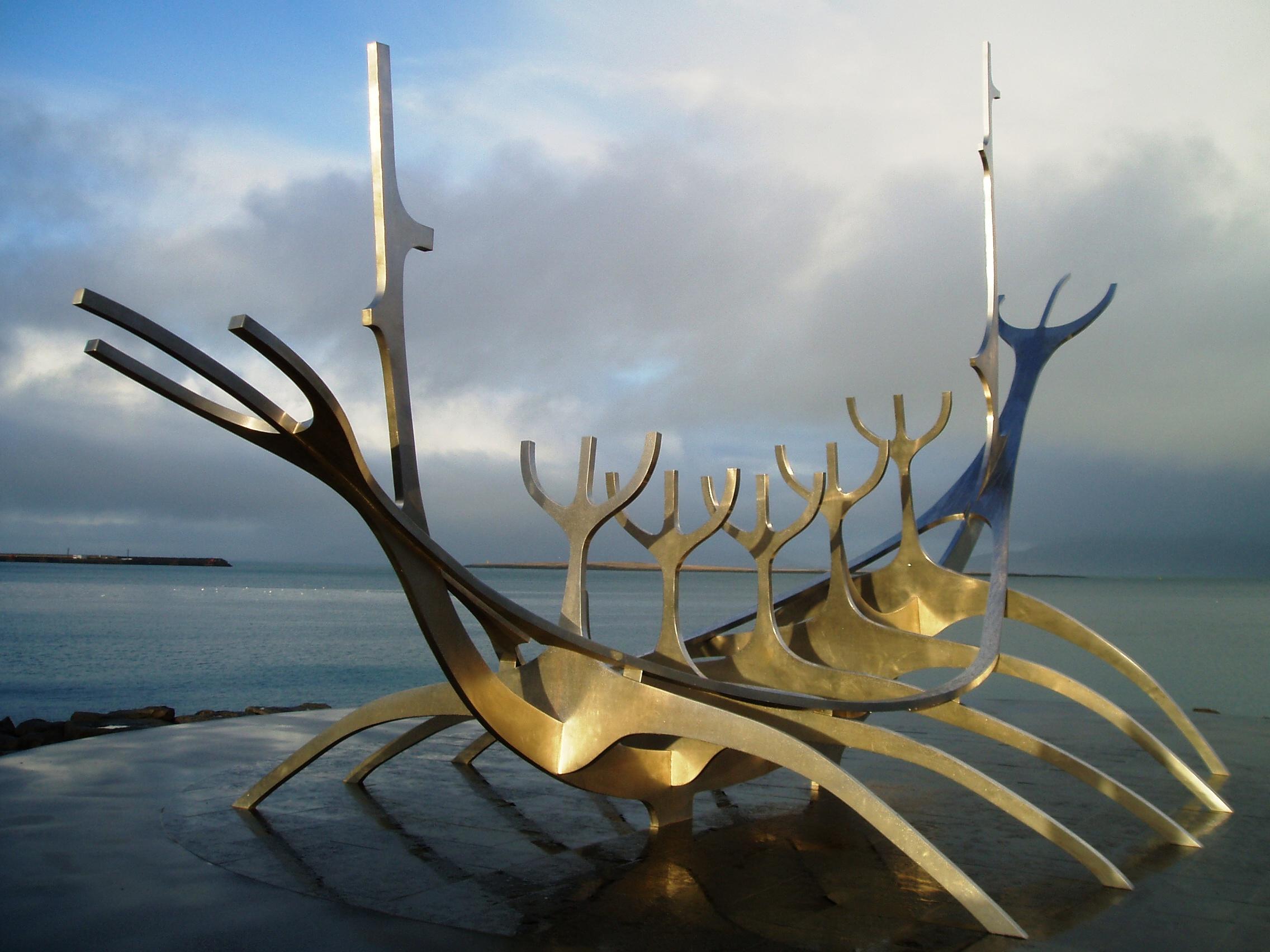 Iceland Reykjavik Vikings And Explorers