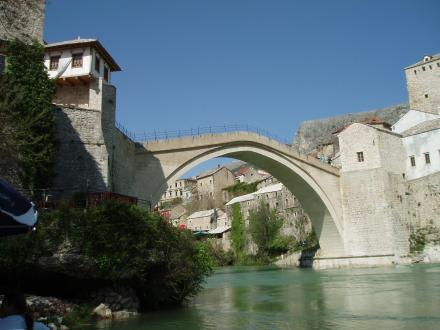Stari Most Bridge, Mostar