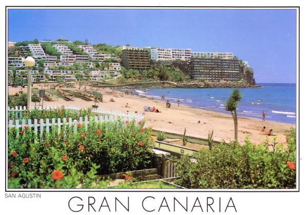 Gran Canaria Have Bag Will Travel