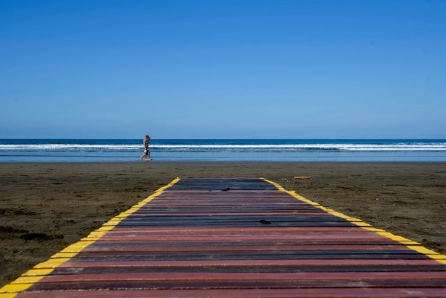 Jacó es la primera playa accesible de Centroamérica