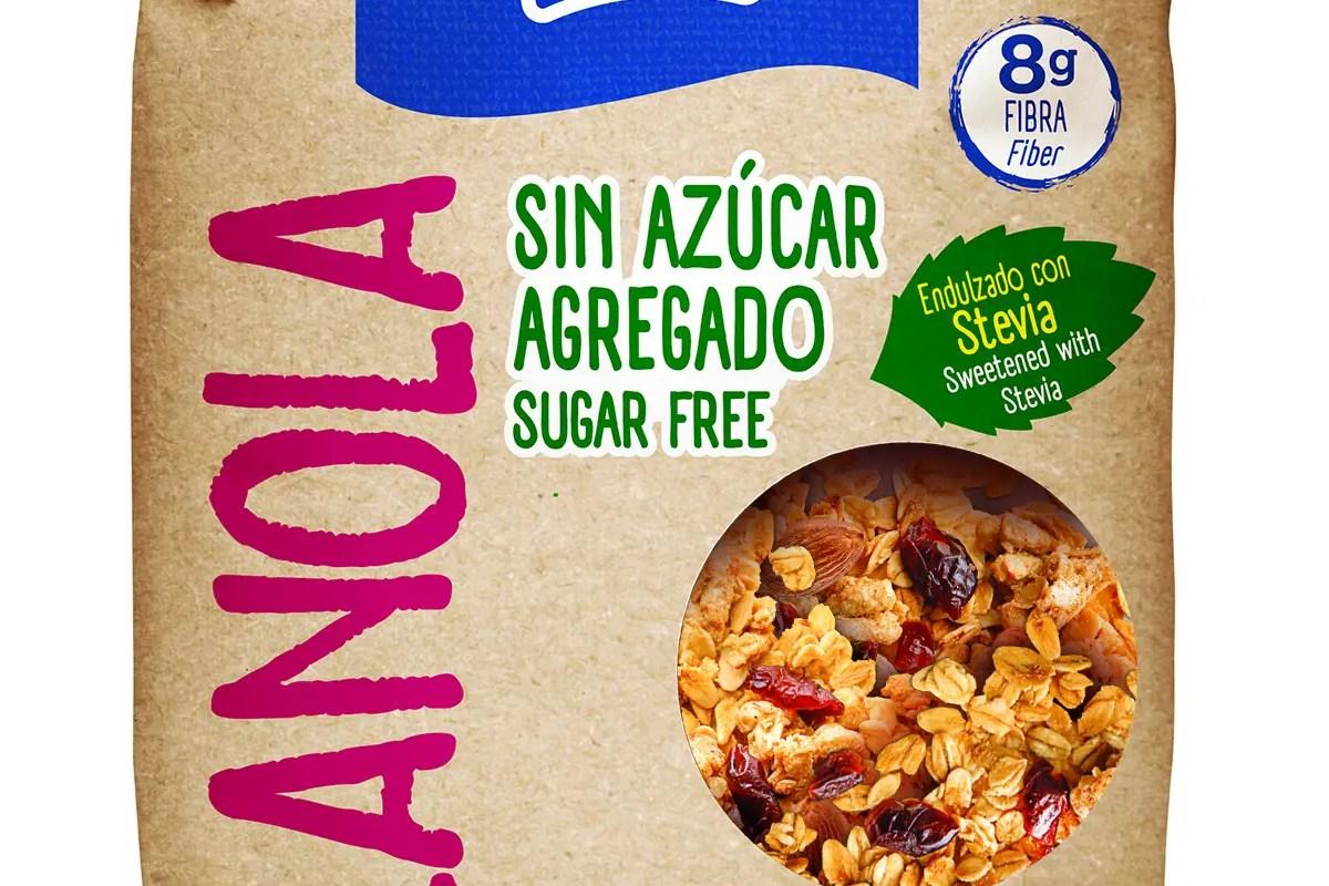 Recetas de meriendas saludables con granola