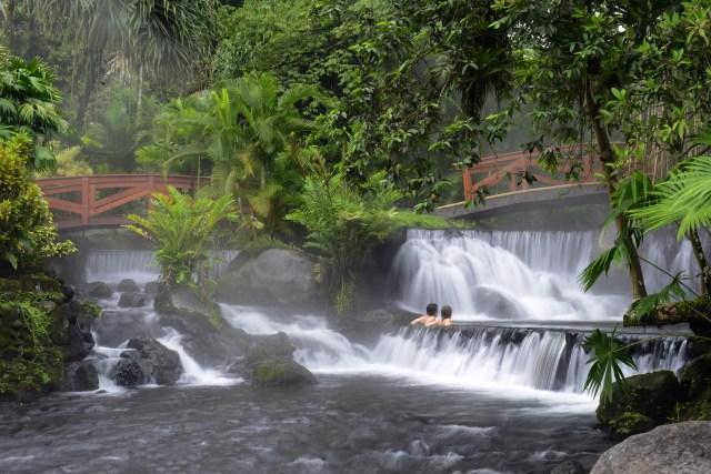 Hotel Tabacon Costa Rica