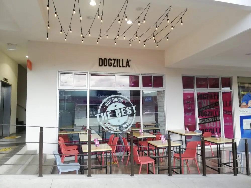 Nuevo restaurante Dogzilla en Heredia