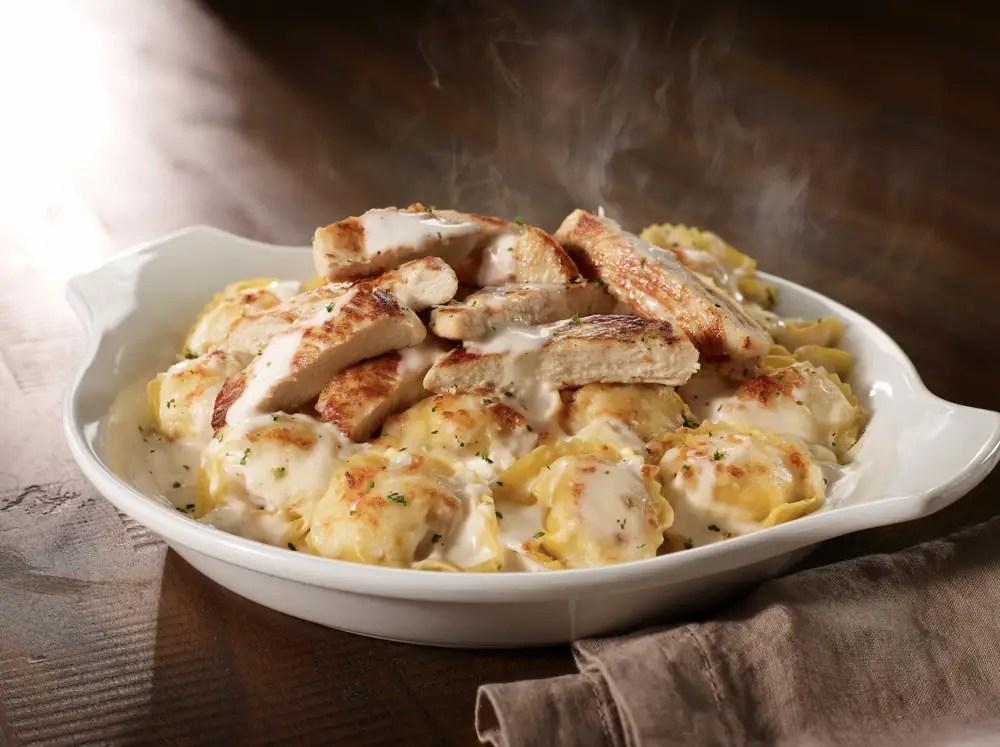 Olive Garden presenta su nuevo menú de temporada