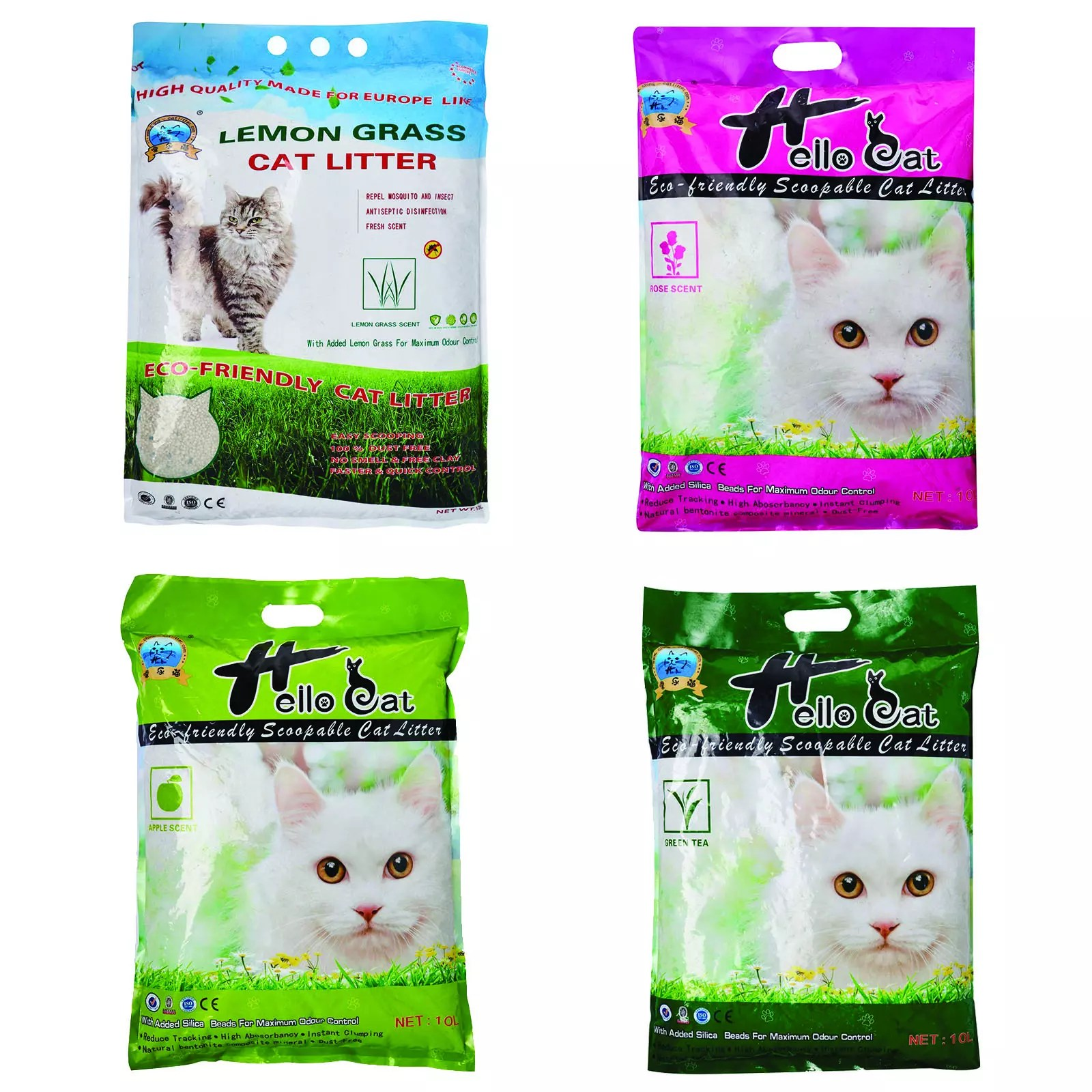 Any 2 For 15 2 Bags Of Hellocat Eco Friendly Scoopable