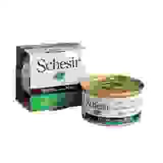 Schesir Tuna with Chicken in Jelly Canned Cat Food 85g