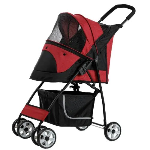 Petty Man 869 Pet Stroller (3 Colors)