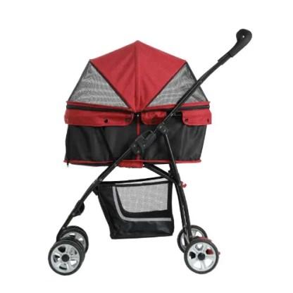 Petty Man 870i Pet Stroller (3 Colors)
