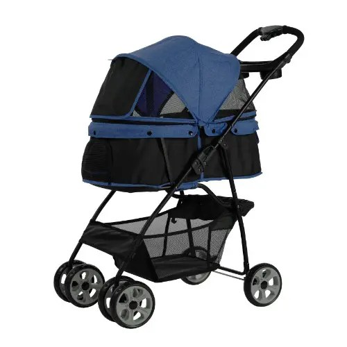 Petty Man 879 Pet Stroller (3 Colors)