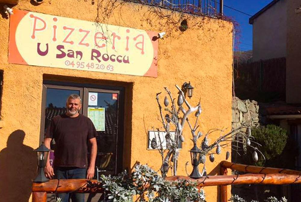 Pizzera u San Roccu