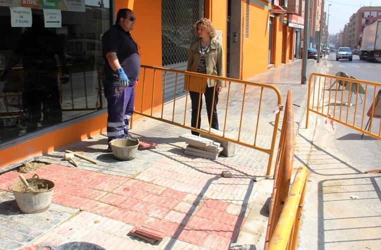 Torrent  reurbanizará la calle Camí Reial