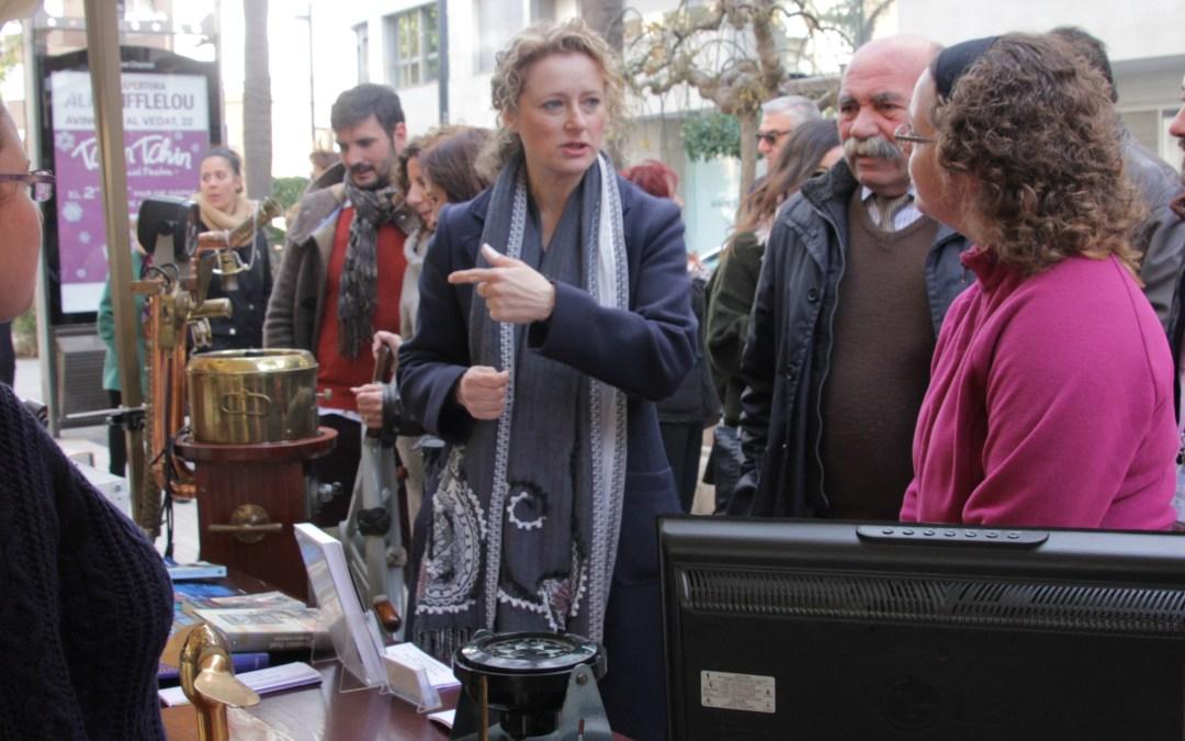 Amparo Folgado pone en marcha su 'Programa electoral abierto'