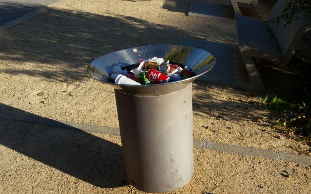 El PP exige mayor limpieza, cuidado de las zonas ajardinadas y más trampas contra el mosquito tigre en Parc Central