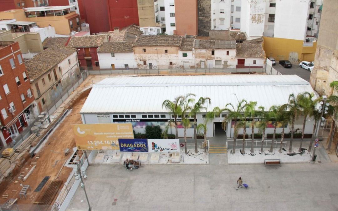 El PP pide la creación del Consell de les Festes de Torrent y la habilitación del mercado provisional como edificio multiusos