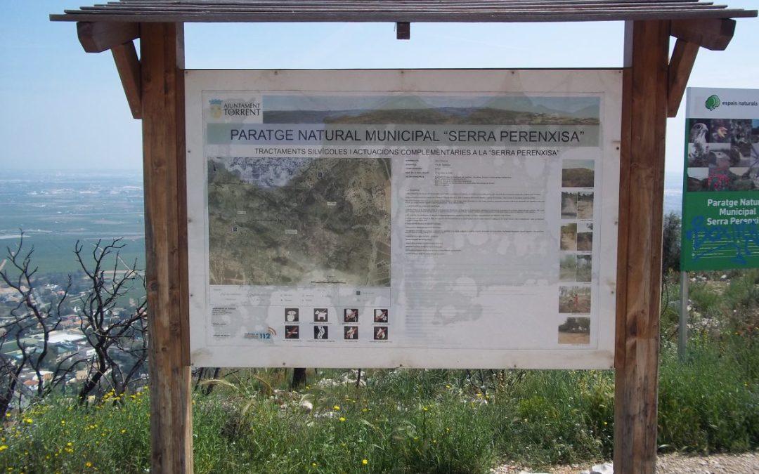 Torrent renuncia a una ayuda concedida para crear una ruta inclusiva en la Serra Perenxisa