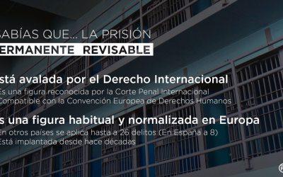 El PP presenta una moción en Torrent a favor de la prisión permanente revisable