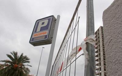 El PP denuncia que hayan tardado tres años en abrir el Parking Juan Carlos I, adquirido en 2015 por el Ayuntamiento