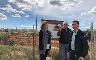 El PP solicita que se realice una intervención arqueológica definitiva en la Villa Romana de l'Alter