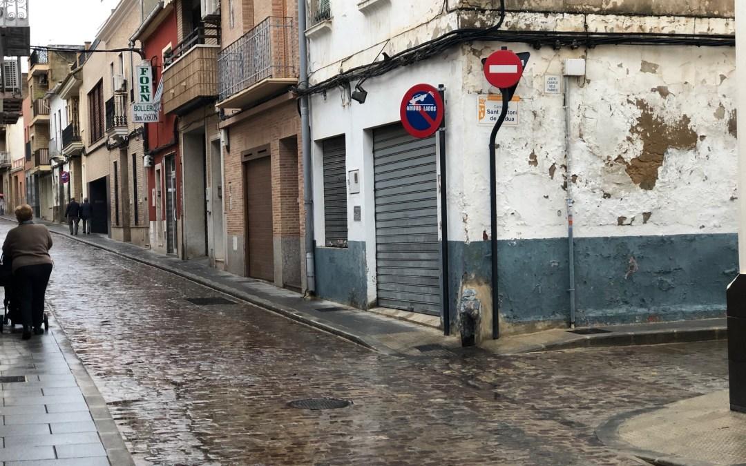 El PP Torrent pide Policía de Barrio e iluminación en el casco antiguo tras el último atraco a una vecina