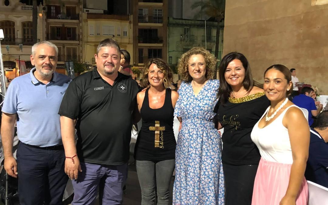El PP felicita a la Filà Cavallers Hospitalaris en su XXV Aniversario