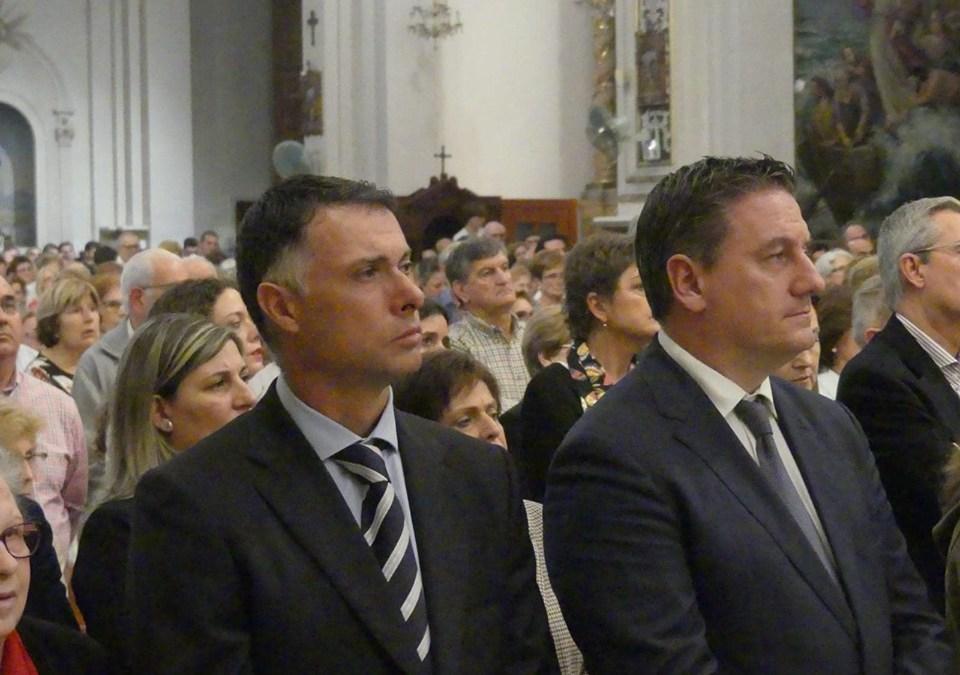 El PP da la bienvenida a D. Jesús Corbí, nuevo cura párroco de la Asunción