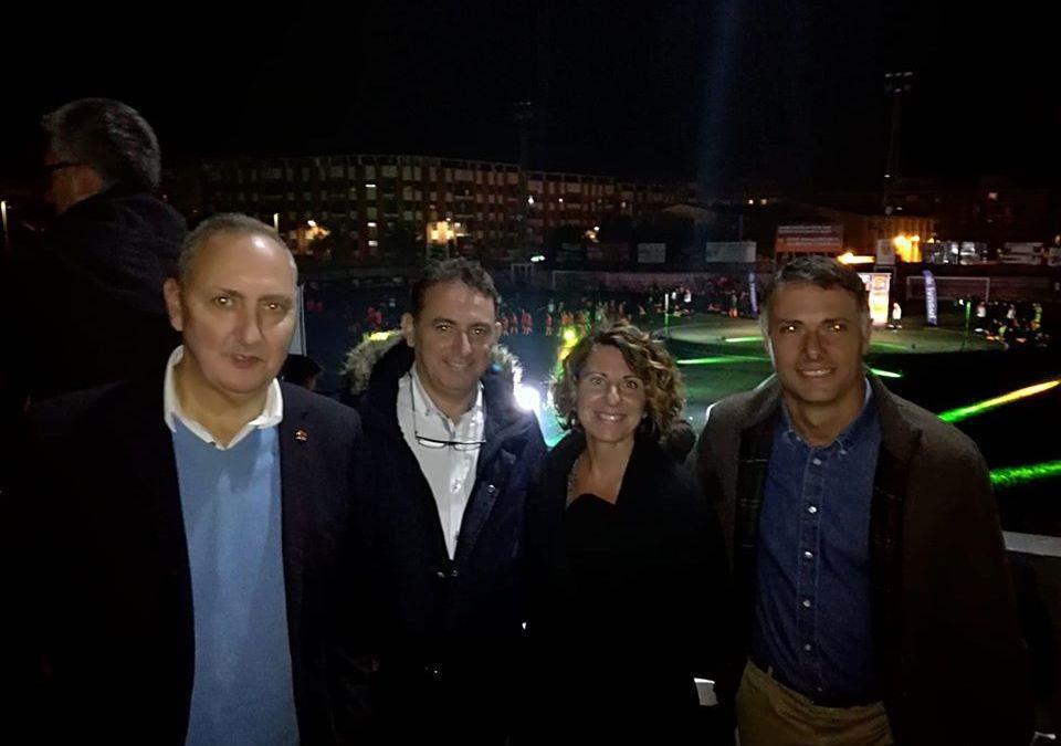 El PP desea éxitos esta temporada al Torrent CF