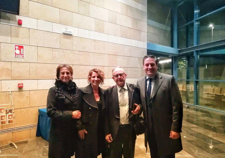 El PP asiste al concierto de Santa Cecilia de la UMT