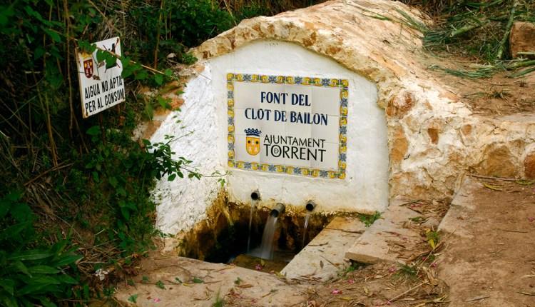 Moción PP para la protección y preservación de los espacios naturales de Torrent