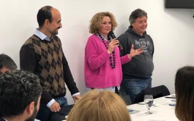 Folgado reúne a tres diputados nacionales con los afiliados del PP en Torrent