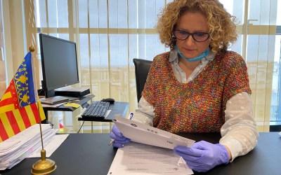 Folgado exije a Ros que pida a Ximo Puig test para los residentes en residencias de Torrent y permiso para comprar test rápidos para toda la población